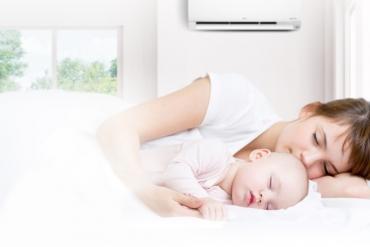 Mắc bệnh vì lạm dụng máy điều hòa trong ngày nắng nóng