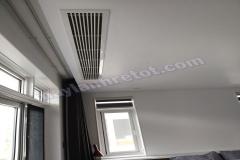 Quy trình vệ sinh máy lạnh giấu trần ống gió, máy trung tâm